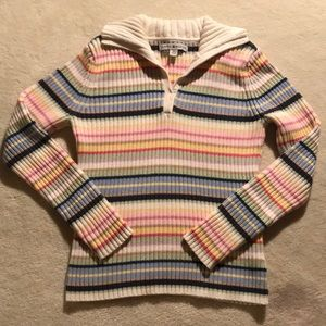 Tommy Hilfiger sweater multi color medium